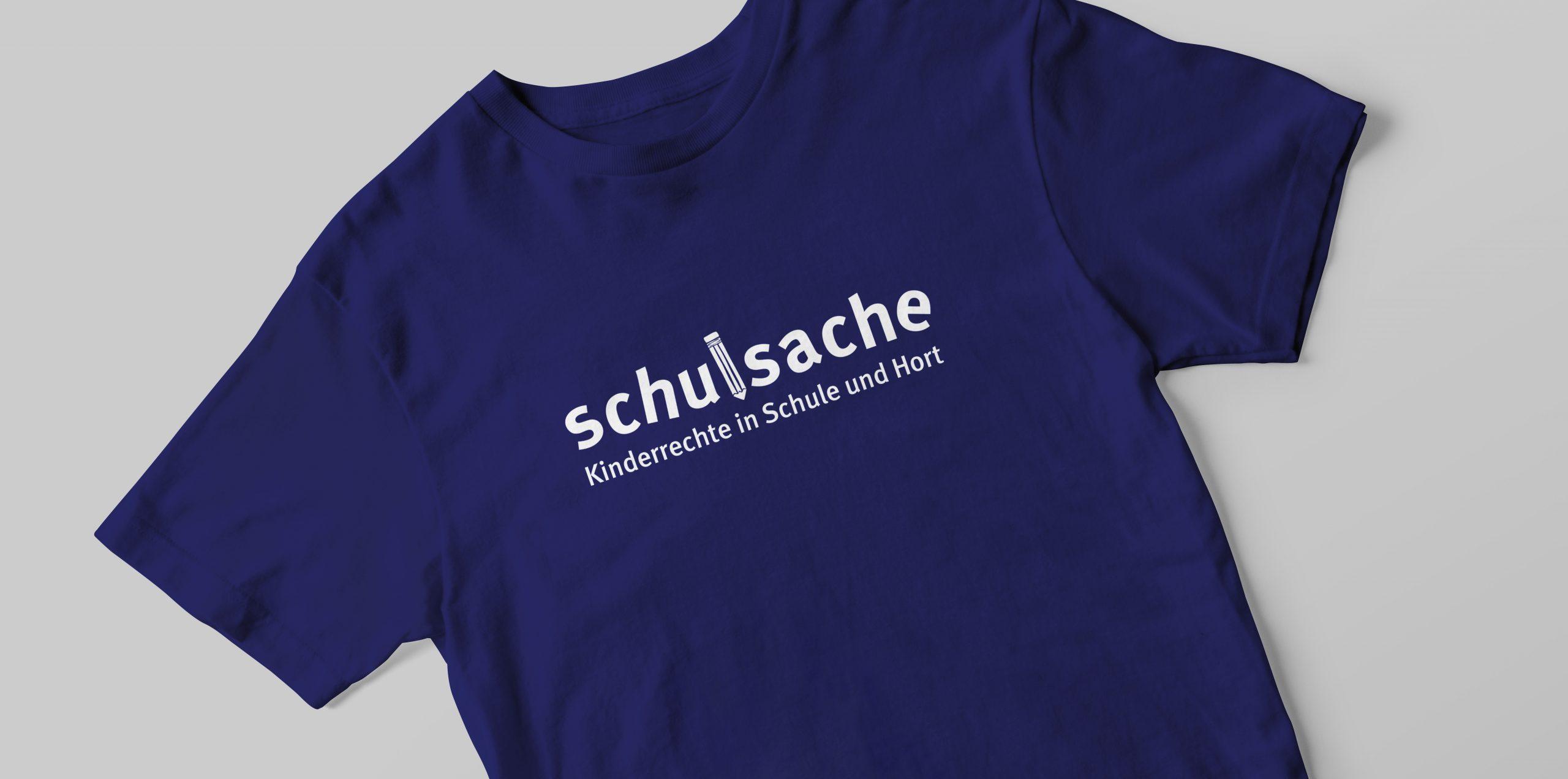 Logo schulsache / T-Shirt
