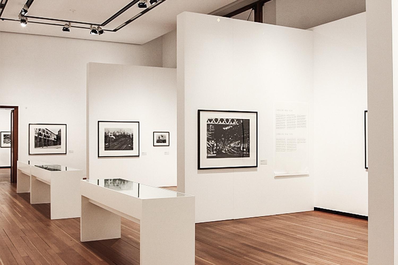 Berenice Abbott-Fotografien / Ausstellung