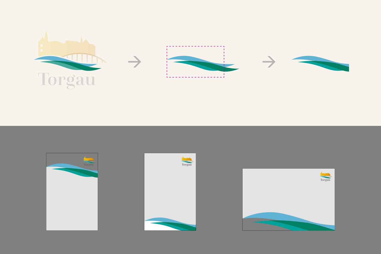 Torgau Styleguide / Designelement
