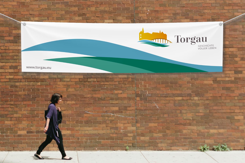 Torgau Styleguide / Banner