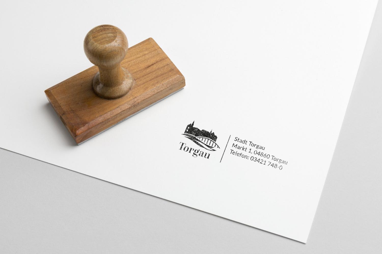 Torgau Styleguide / Stempel