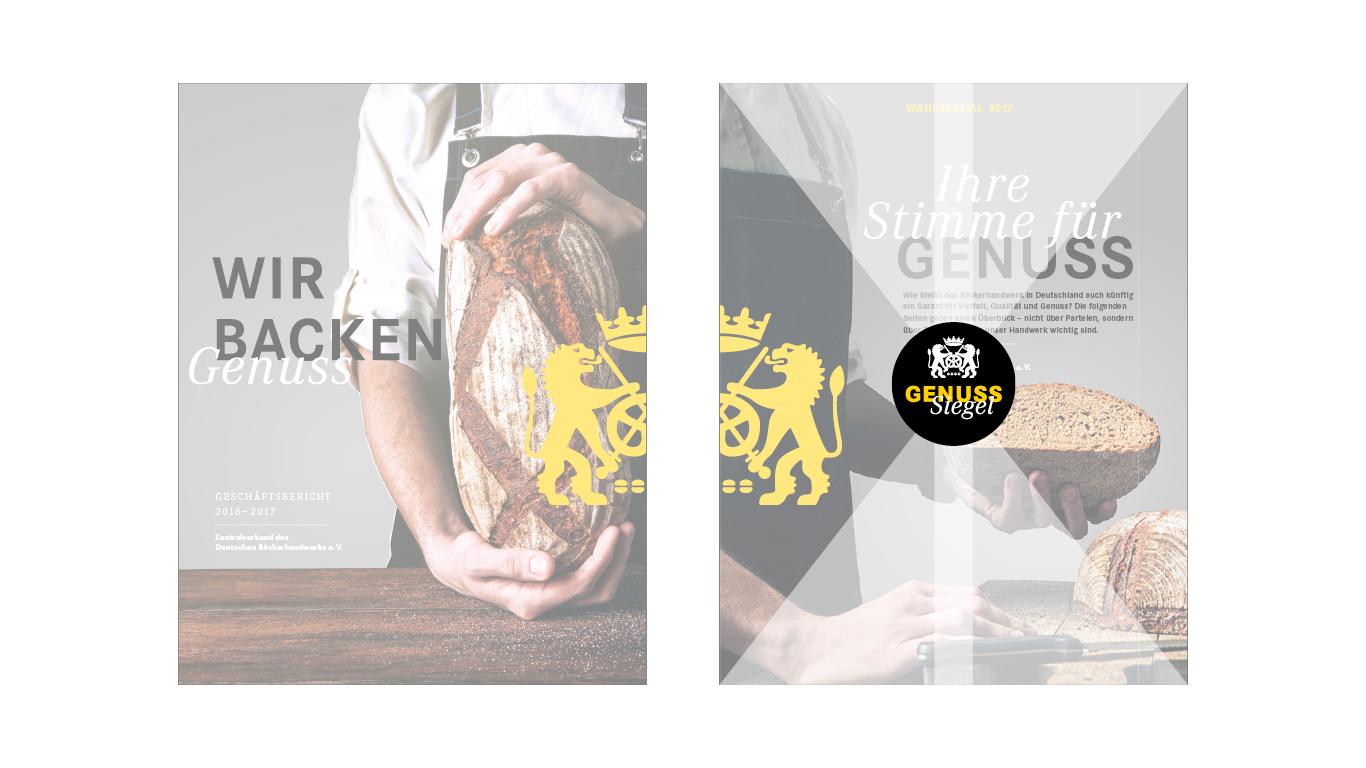 Bäcker GB 2017 / Verpackung