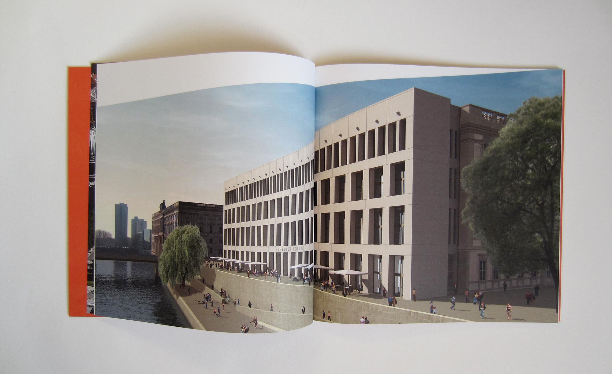 Berliner Schloss / Innenseiten