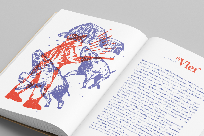 Farm der Tiere / Kapitel 4